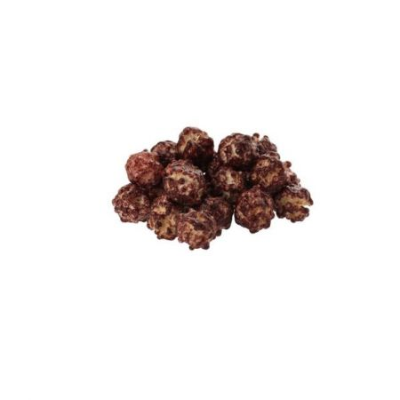 Pomegranate Flavored Chocolate Chickpeas