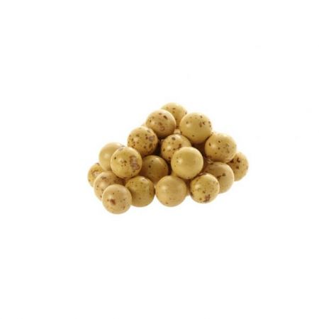 Cappuccino Flavored Chocolate Chickpeas