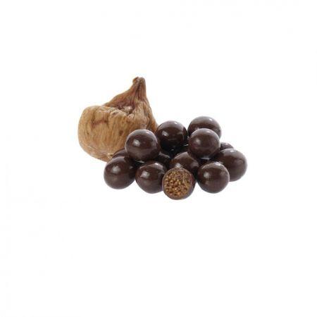 Chocolate Coated Figs
