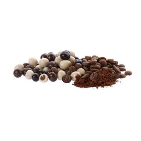 الشوكولاته حبوب البن المطلي