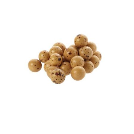 Coffee Flavored Chocolate Chickpeas