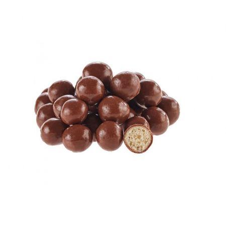 شوكولاتة مغلفة بالشوكولا