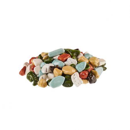 حجر الشيكولاتة الكبيرة
